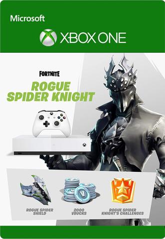 Xbox Store Россия: Xbox One Fortnite: Ядовитый Арахнид + 2000 V-bucks (цифровой ключ, русская версия)