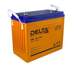 Герметичные свинцово-кислотные аккумуляторы DELTA HRL