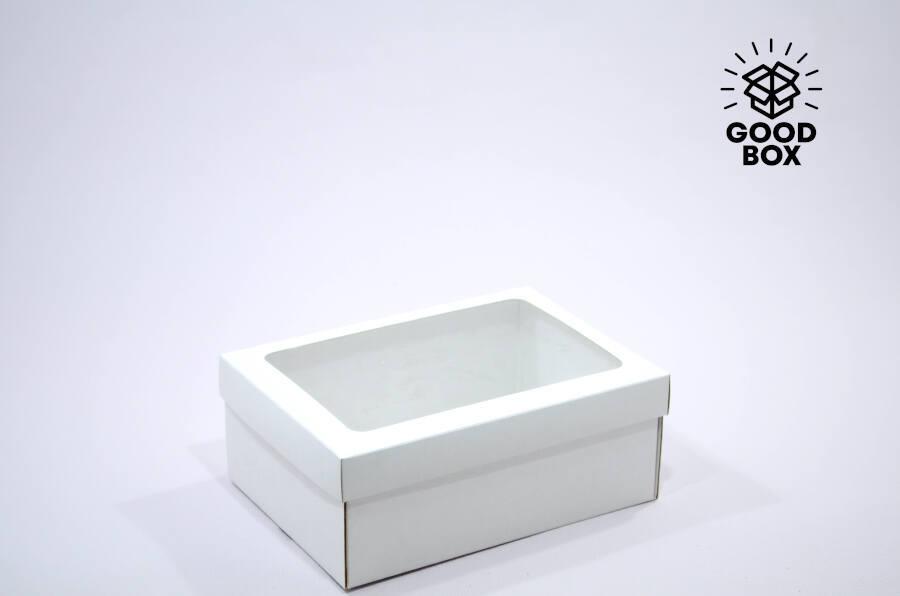 Купить недорого коробку с окошком в Алматы