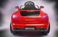 Porsche Panamera A444AA VIP