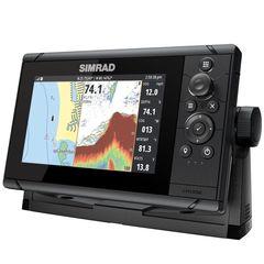 Эхолот SIMRAD Cruise-7 ROW Base chart 83/200 XDCR