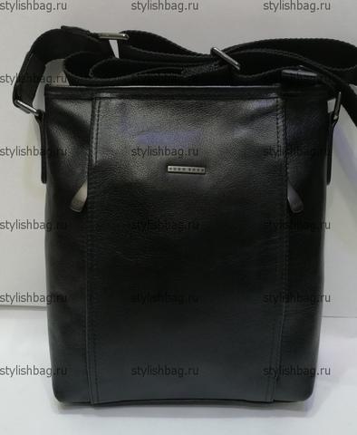 Мужская сумка планшет из кожи Hugo Boss 4719
