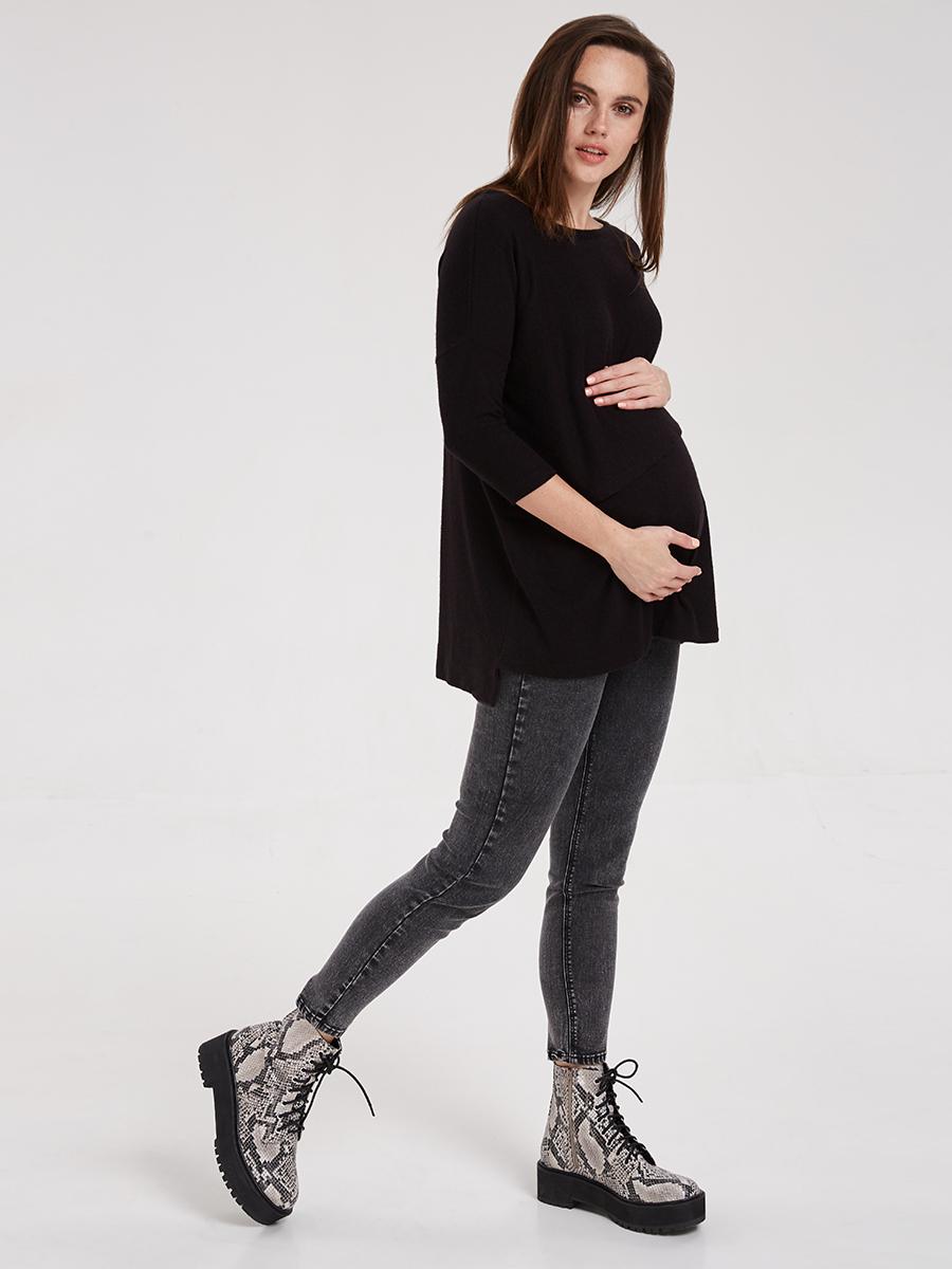 Джемпер для будущих и кормящих мам - Фото 5