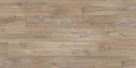 ПВХ плитка, кварц виниловый ламинат Quick Step LVT Balance Glue Дуб каньон коричневый BAGP40127