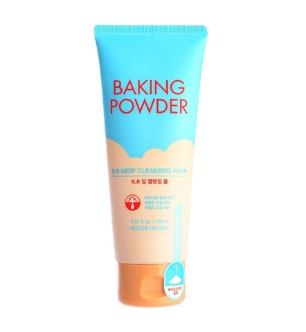 Etude House - Пенка для умывания Baking Powder BB Deep Cleansing Foam 160ml