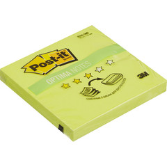 Стикеры Post-it Optima Z-блок R330-ONG весна 100 л.