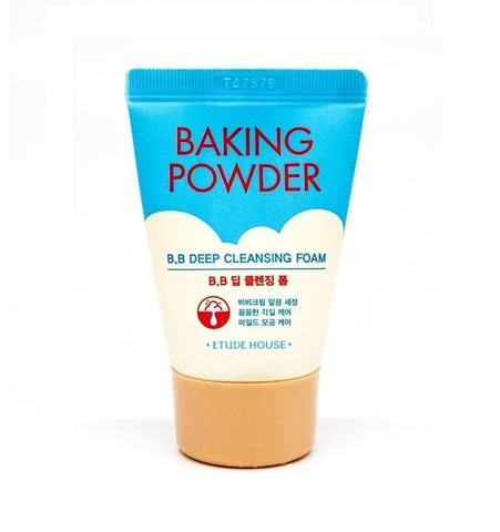 Etude House - Пенка для умывания Baking Powder BB Deep Cleansing Foam 30ml
