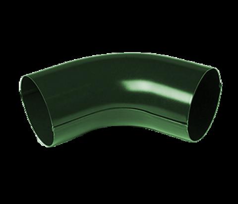 Колено 60° трубы металлическое МеталлПрофиль МП Престиж 125 х 100