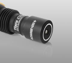 Мультифонарь светодиодный Armytek Tiara C1 Magnet USB+18350, 1050 лм, аккумулятор