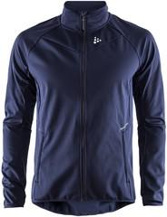 Тёплая лыжная куртка Craft Glide Jkt M Maritime/Whi мужская