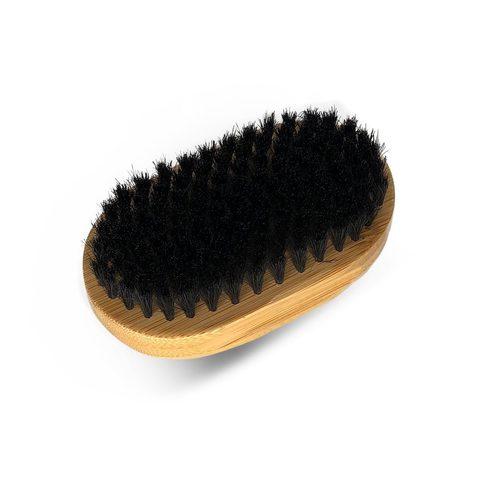 Щётка для бороды Barbers Bristle Beard Brush (4)