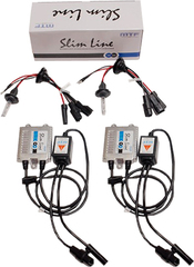 Комплект ксенона MTF Light Slim Line H7 (6000K)