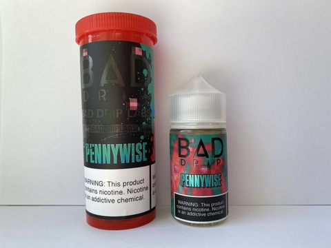 Pennywise by BAD DRIP 60ml