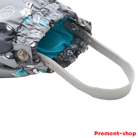 Штрипки на комбинезоне Premont для мальчиков Малыш Барибал S18301