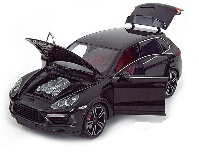 Коллекционная модель Porsche Cayenne Turbo S 2012