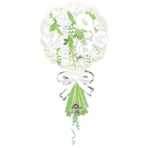 Фигура фольга Букет невесты