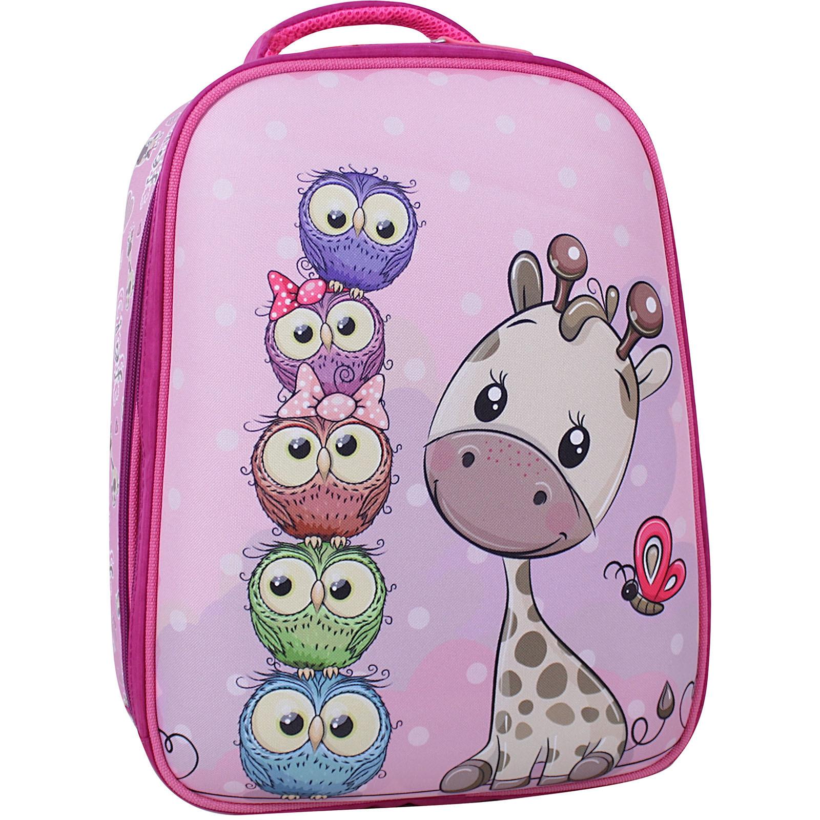 Школьные рюкзаки Рюкзак Bagland Turtle 17 л. малиновый 682 (0013470) IMG_0818суб.682.JPG