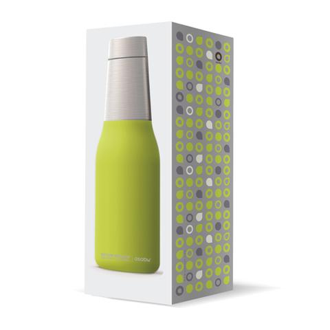Термос-бутылка Asobu Oasis (0,59 литра), серая