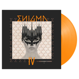 Enigma ‎/ The Screen Behind The Mirror (Coloured Vinyl)(LP)