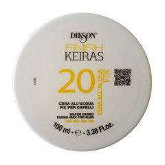 Dikson Keiras Finish Сera All Acqua 20 Gialla-No Fix - Воск на основе ароматизированной воды Лимон