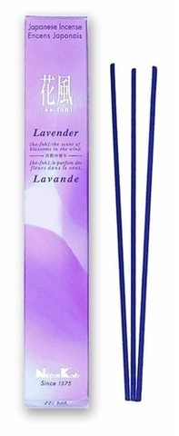Японские благовония Ka-Fuh Lavender