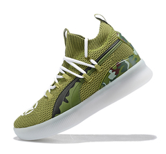 PUMA Clyde Court Disrupt 'Green/Camo'