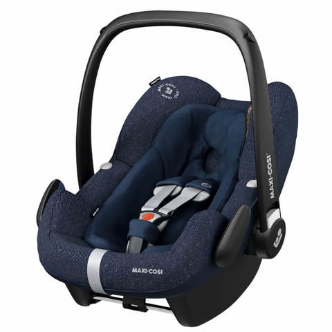 Автокресло Maxi-Cosi Pebble Plus Sparkling Blue