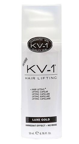 Средство для восстановления волос (Содержит золото 24 карата) Luxe Night Gold KV-1