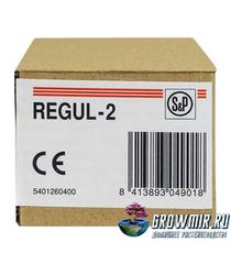 Двухскоростной регулятор скорости вентилятора S&P Regul-2