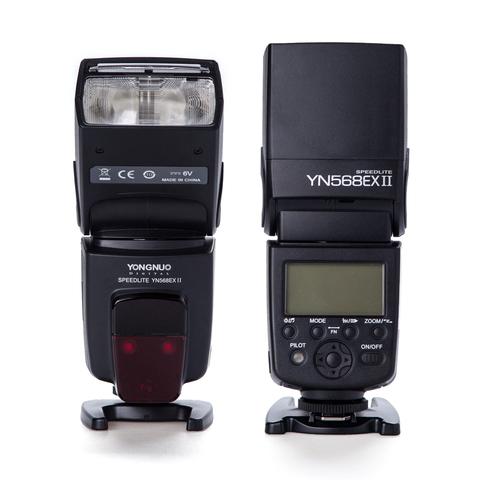 Вспышка Yongnuo YN 568EX II для Canon