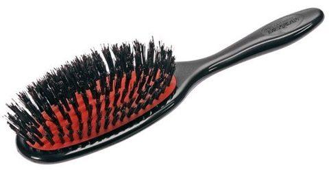 Щётка для волос Denman Grooming натуральная щетина M