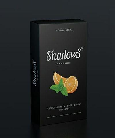 Бестабачная смесь Shadows - Апельсин Мята
