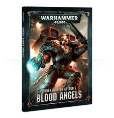 Codex: Blood Angels 8 edition