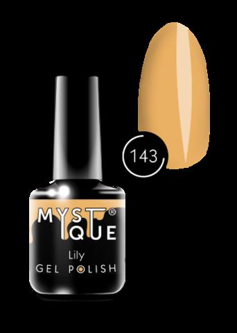 Mystique Гель-лак #143 «Lily» 15 мл