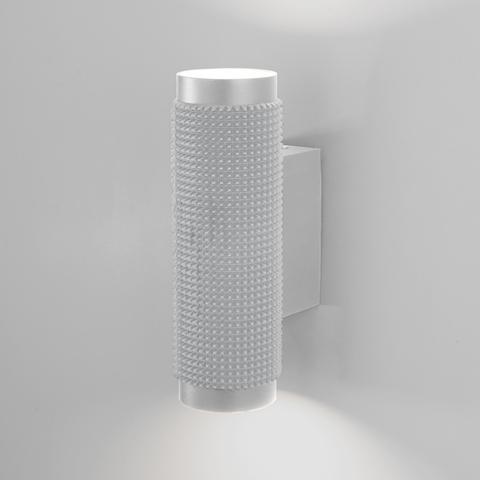 Spike GU10 SW серебро Настенный светильник MRL 1014