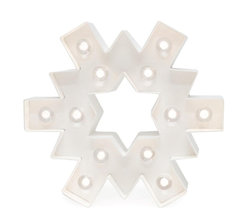 Светильник- декоративная снежинка от Heidi Swapp