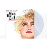 Soundtrack / Madonna: Who's That Girl (Clear Vinyl)(LP)