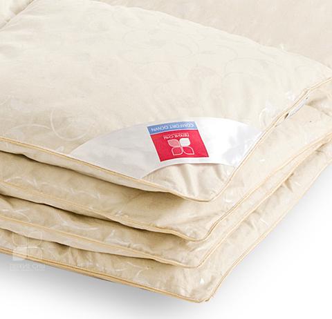 Одеяло Камелия Пух 1 категории Стандартное бежевое