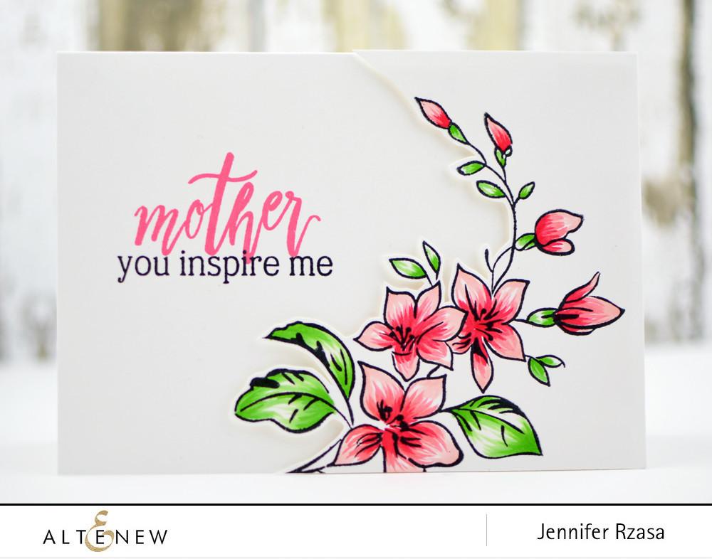 Набор штампов Best Mom