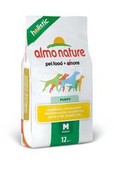 Сухой корм Almo Nature Holistic - Medium Puppy&Chicken
