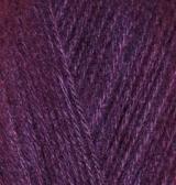 Пряжа Alize Angora Gold 111 фиолетовый