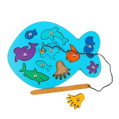 Рыбалка Рыбка, Smile decor, фигура