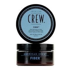 American Crew Fiber Gel - Гель высокой фиксации с низким уровнем блеска великолепно подходит для укладки усов