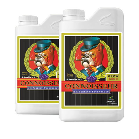 Минеральное удобрение Connoisseur Grow A/B от Advanced Nutrients