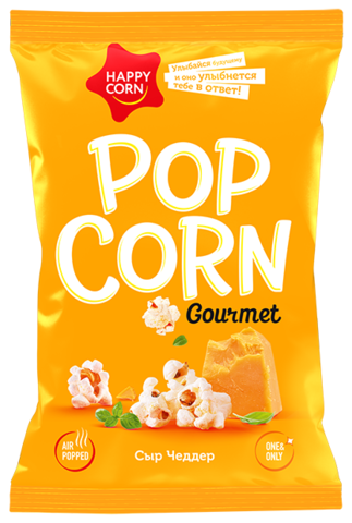 Gourmet Воздушная кукуруза