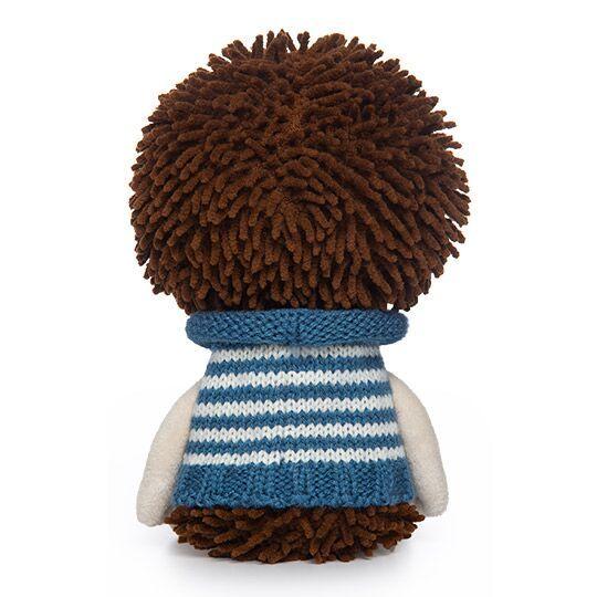 Ёжик Игоша в свитере (Лесята Budi Basa)