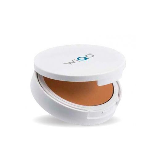 Тонирующий компактный крем-сорбет с SPF 50 ICP Cream MEDIUM WiQo, 10,5 мл