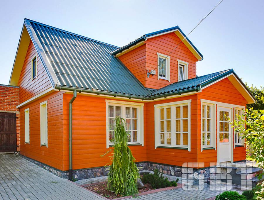 бывают оранжевый сайдинг фото туристический потенциал полиса