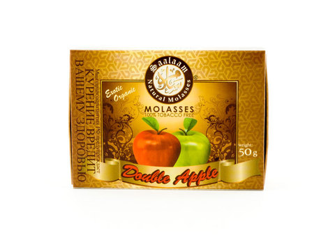 SAALAAM - Двойное яблоко