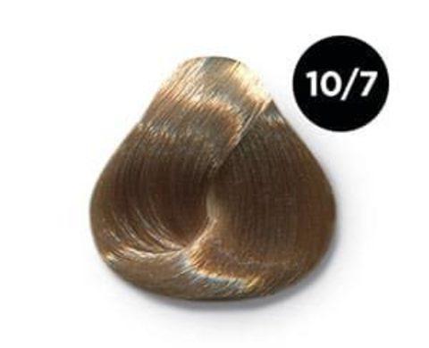 Ollin Silk Touch Безаммиачный стойкий краситель 10/7,  60 мл